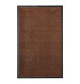 Zala living Wasbare deurmat - Smart Bruin
