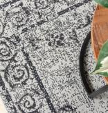 FRAAI Vintage vloerkleed - Famous Grijs