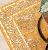 FRAAI Vintage vloerkleed - Famous Okergeel