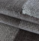 Adana Carpets Modern vloerkleed - Streaky Box Bruin Beige