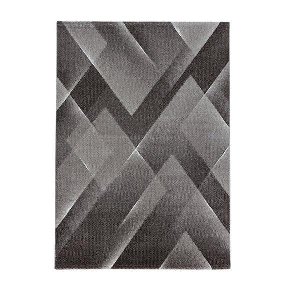 Adana Carpets Modern vloerkleed - Streaky Lines Bruin
