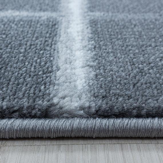 Adana Carpets Modern vloerkleed - Streaky Skretch Grijs Wit