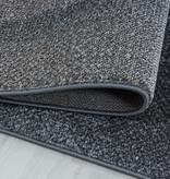 Adana Carpets Retro vloerkleed - Stencil Light Bruin Antraciet