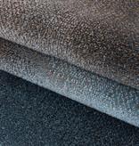 Adana Carpets Retro vloerkleed - Stencil Light Blauw Antraciet