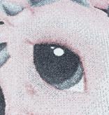 Adana Carpets Kindervloerkleed - Fleurtje Draak Roze