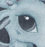 Adana Carpets Kindervloerkleed - Fleurtje Draak Blauw