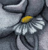 Adana Carpets Kindervloerkleed - Fleurtje Konijn Roze