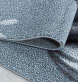 Adana Carpets Kindervloerkleed - Fleurtje Konijn Blauw