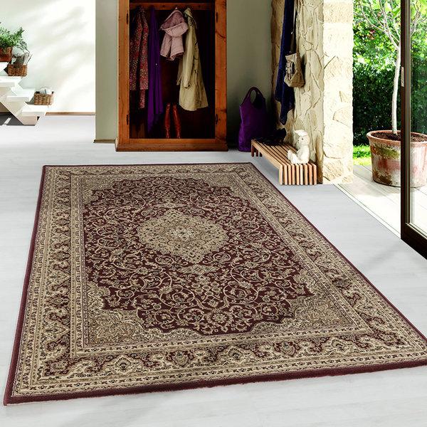 Perzisch vloerkleed - Kashmir Rood 2609