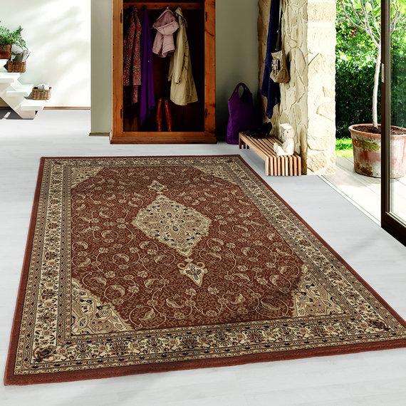 Adana Carpets Perzisch vloerkleed - Kashmir Terra 2607