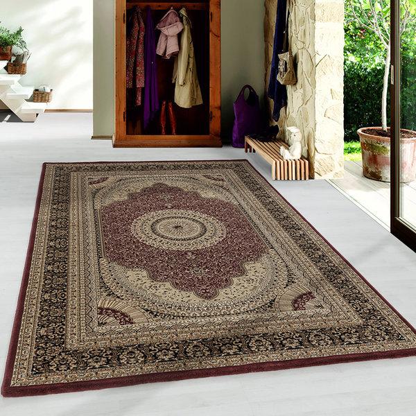 Perzisch vloerkleed - Kashmir Rood 2605