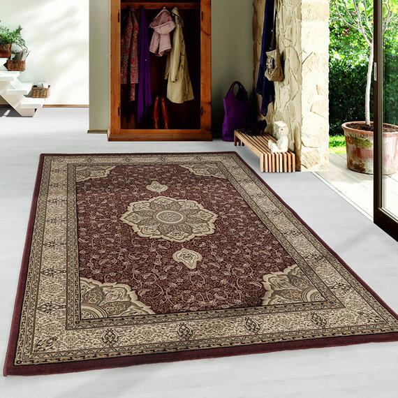 Adana Carpets Perzisch vloerkleed - Kashmir Rood 2601