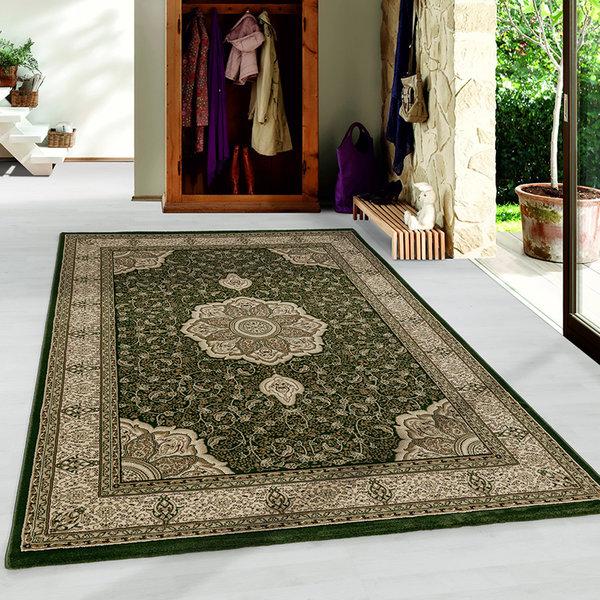 Perzisch vloerkleed - Kashmir Groen 2601