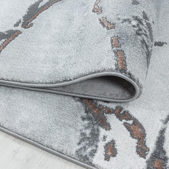 Adana Carpets Modern vloerkleed - Marble Branch Grijs Bruin