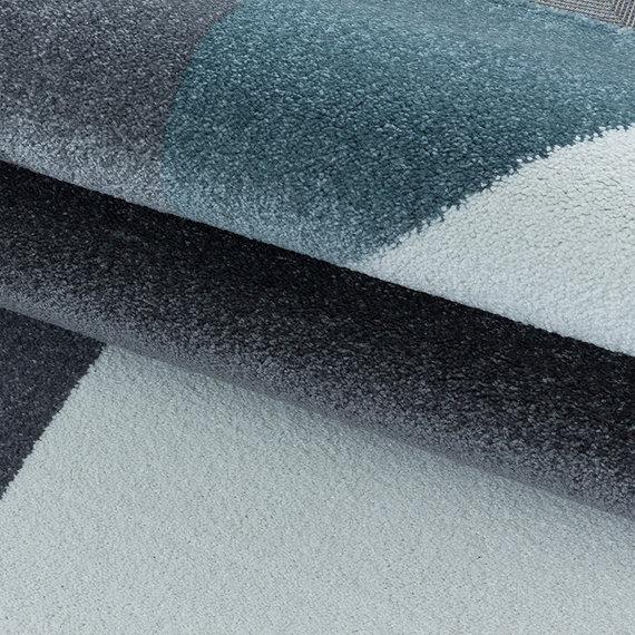 Adana Carpets Modern vloerkleed - Optimism Design Blauw Grijs