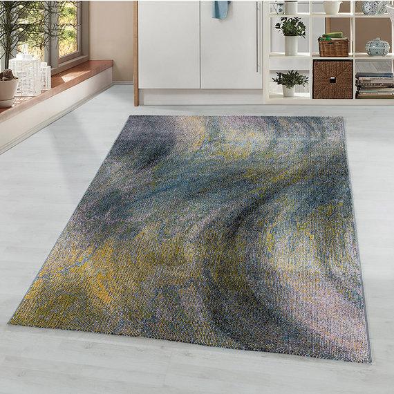 Adana Carpets Modern vloerkleed - Optimism Breeze Geel