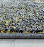 Adana Carpets Modern vloerkleed - Optimism Light Geel Grijs