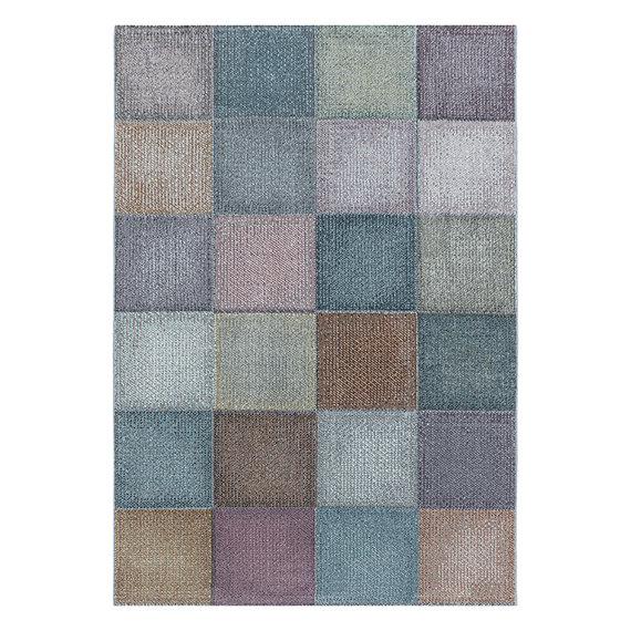 Adana Carpets Modern vloerkleed - Optimism Block Multicolor