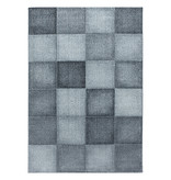 Adana Carpets Modern vloerkleed - Optimism Block Zilver Grijs
