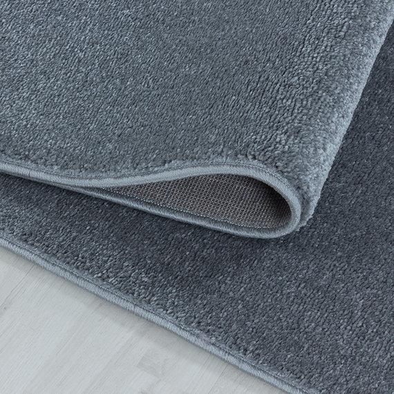 Adana Carpets Laagpolig vloerkleed - Smoothly Grijs