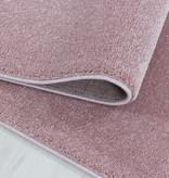 Adana Carpets Laagpolig vloerkleed - Smoothly Roze