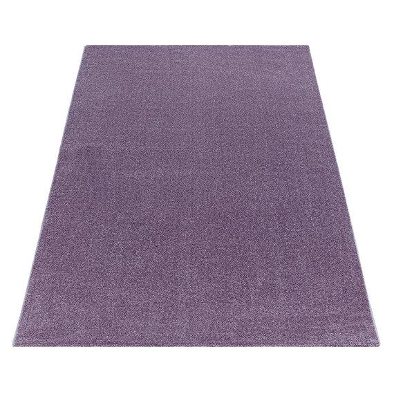 Adana Carpets Laagpolig vloerkleed - Smoothly Paars