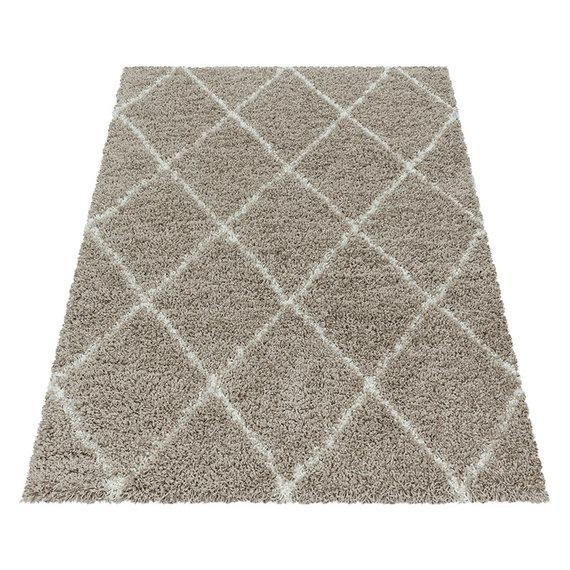 Adana Carpets Berber vloerkleed - Agadir Lines Beige Creme
