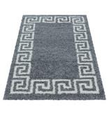 Adana Carpets Modern vloerkleed - Greece Grijs Creme