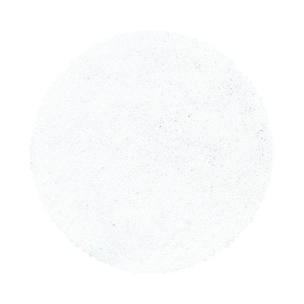 Rond hoogpolig vloerkleed - Softy Wit