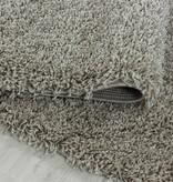 Adana Carpets Rond hoogpolig vloerkleed - Softy Beige