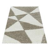 Adana Carpets Hoogpolig vloerkleed - Tuggy Beige