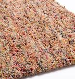 Brinker carpets Wollen vloerkleed - Salsa 63 Multicolor