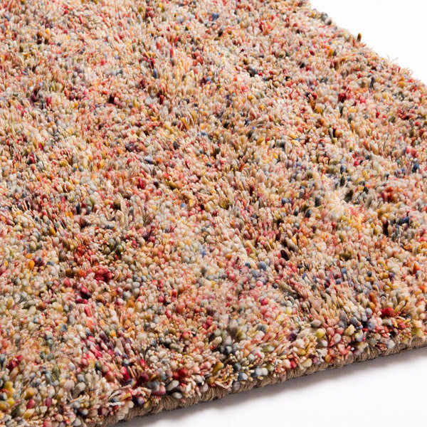 Brinker carpets Wollen vloerkleed  - Salsa 63 Multicolor
