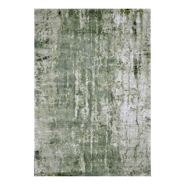 Viscose vloerkleed - Viola Groen