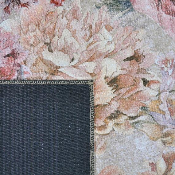 Rebelle Bloemen vloerkleed - Fleur Multi