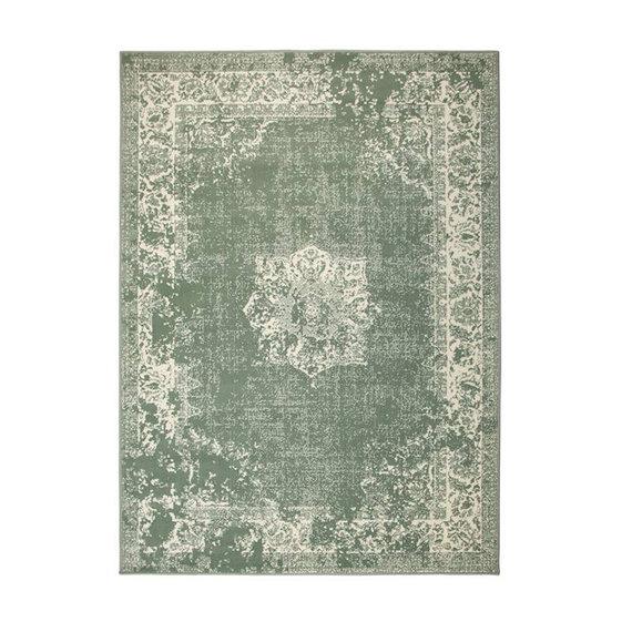 FRAAI Vintage vloerkleed - Wonder Groen