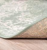 FRAAI Rond vintage vloerkleed - Wonder Groen