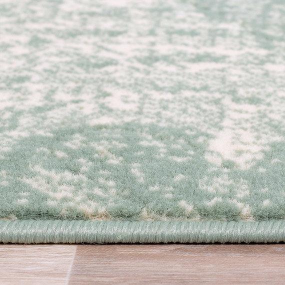 FRAAI Vintage vloerkleed - Wonder Leaves groen
