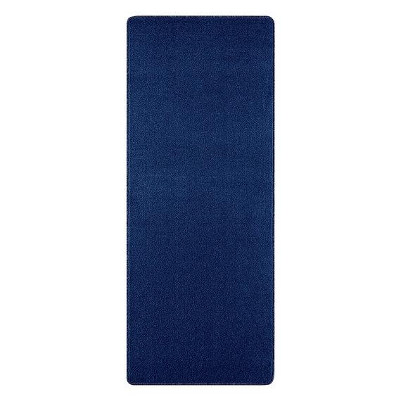 Hanse Home Vierkant Effen vloerkleed - Penny Donkerblauw