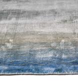 Rebelle Viscose vloerkleed - Rachelle Blauw Groen