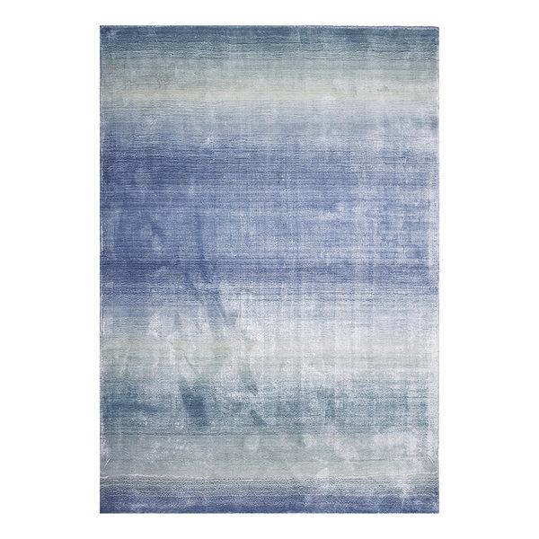 Viscose vloerkleed - Rachelle Turquoise