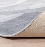 FRAAI Modern vloerkleed - Field Grijs