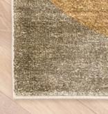 FRAAI Modern vloerkleed - Field Geel