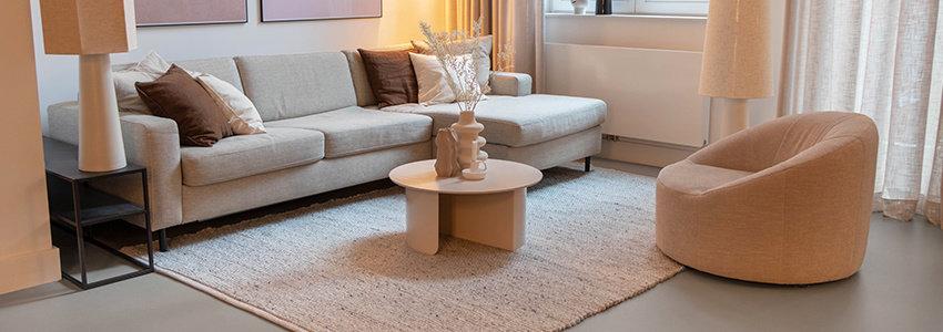 Moderne tapijten maken jouw interieur modern