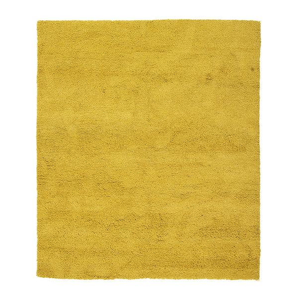 Wollen vloerkleed - Berbero Okergeel