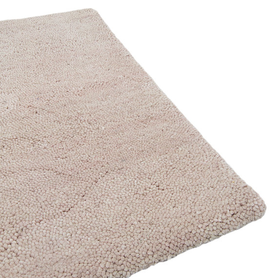 Brinker carpets Wollen vloerkleed - Berbero Roze