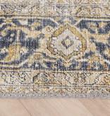 FRAAI Vintage vloerkleed - Lugan Geel