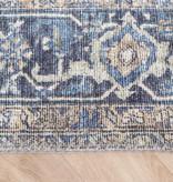 FRAAI Vintage vloerkleed - Lugan Blauw