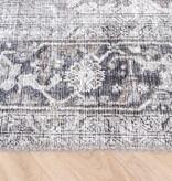 FRAAI Vintage vloerkleed - Lugan Lichtgrijs