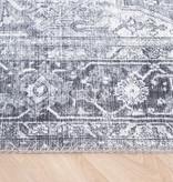 FRAAI Vintage vloerkleed - Lugan Grijs
